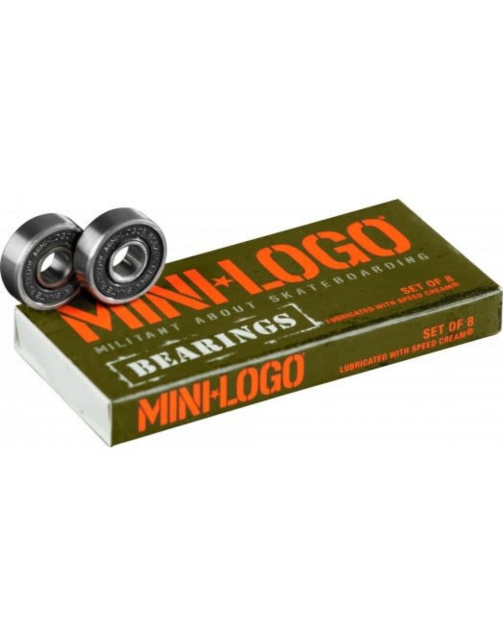 Mini-Logo Skate Bearing