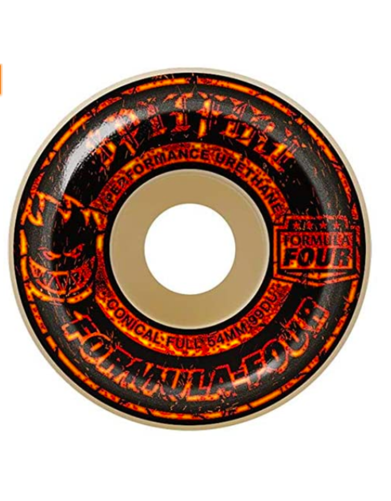 Spitfire Formula Four 99D Embers Conical Full 53mm