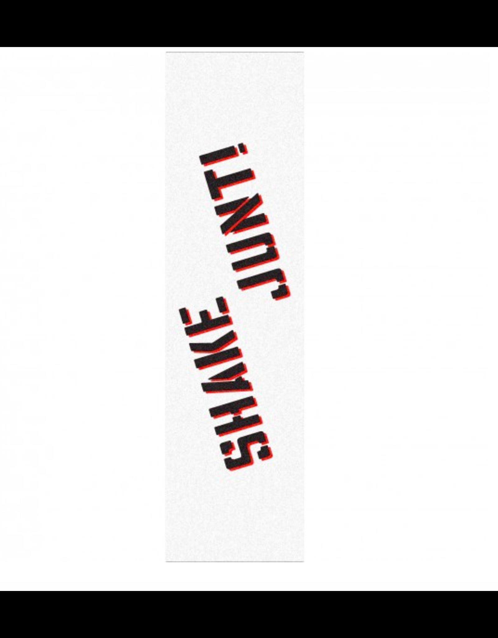 Shake Junt White Griptape