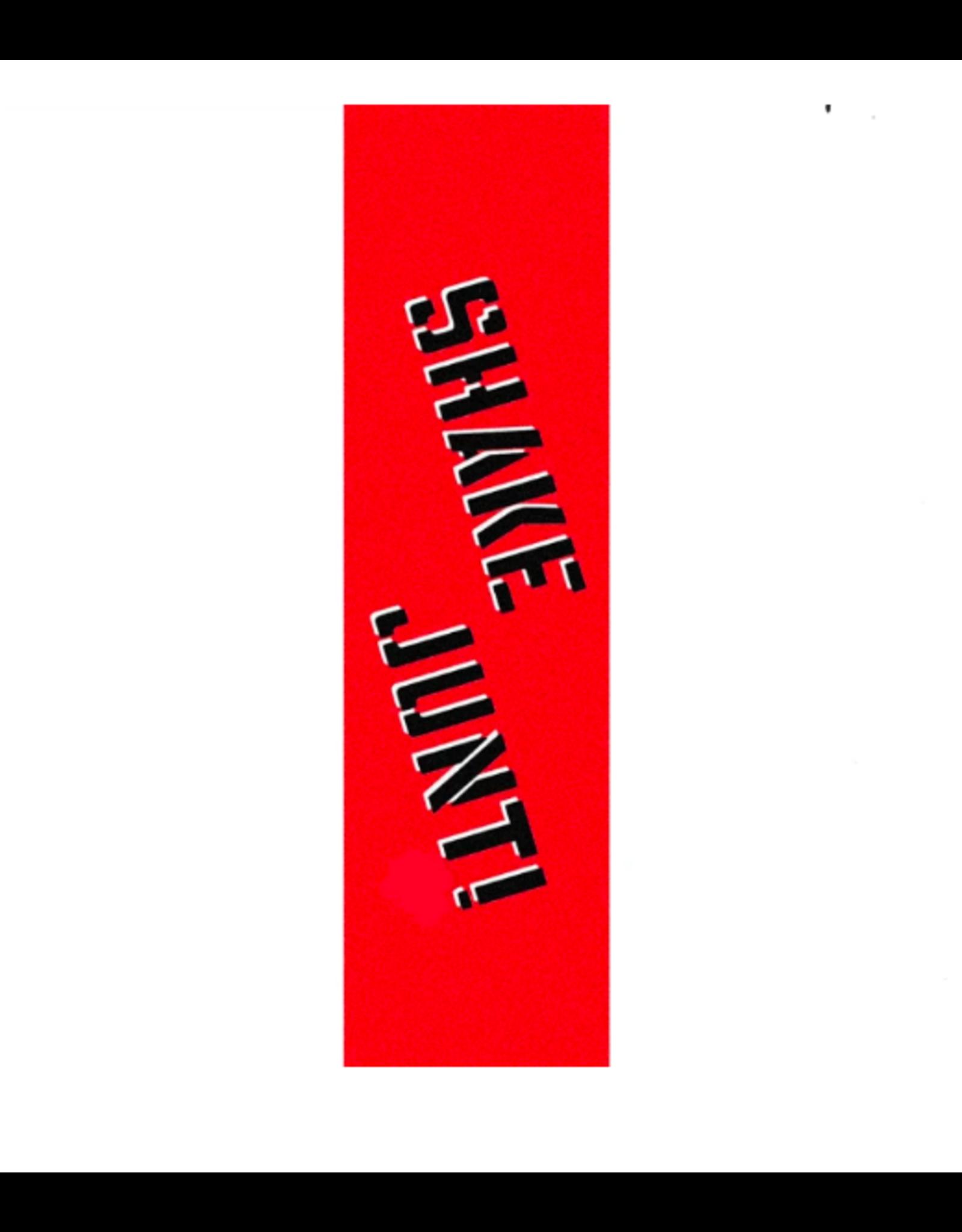 Shake Junt Red Griptape