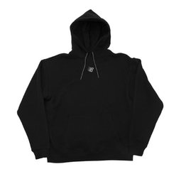 Bronze56K Micro Logo Embroidered Hoody