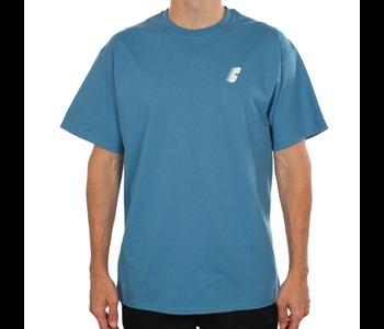 Race C Logo - Colonial Blue