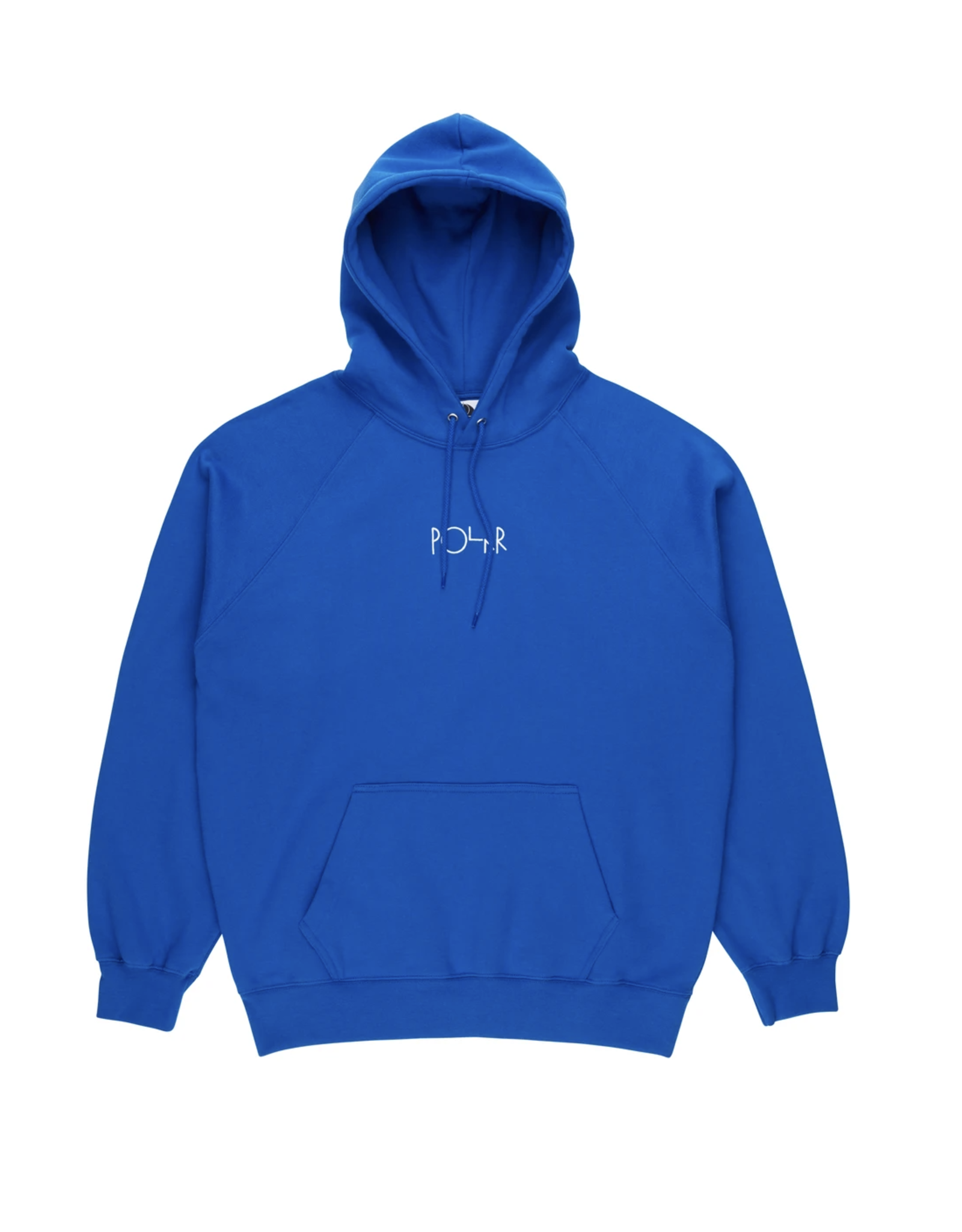 Polar Default Hoodie - Egyptian Blue
