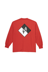 Polar Staircase L/S Tee - Red