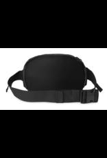 Polar Cordura Hip Bag - Black