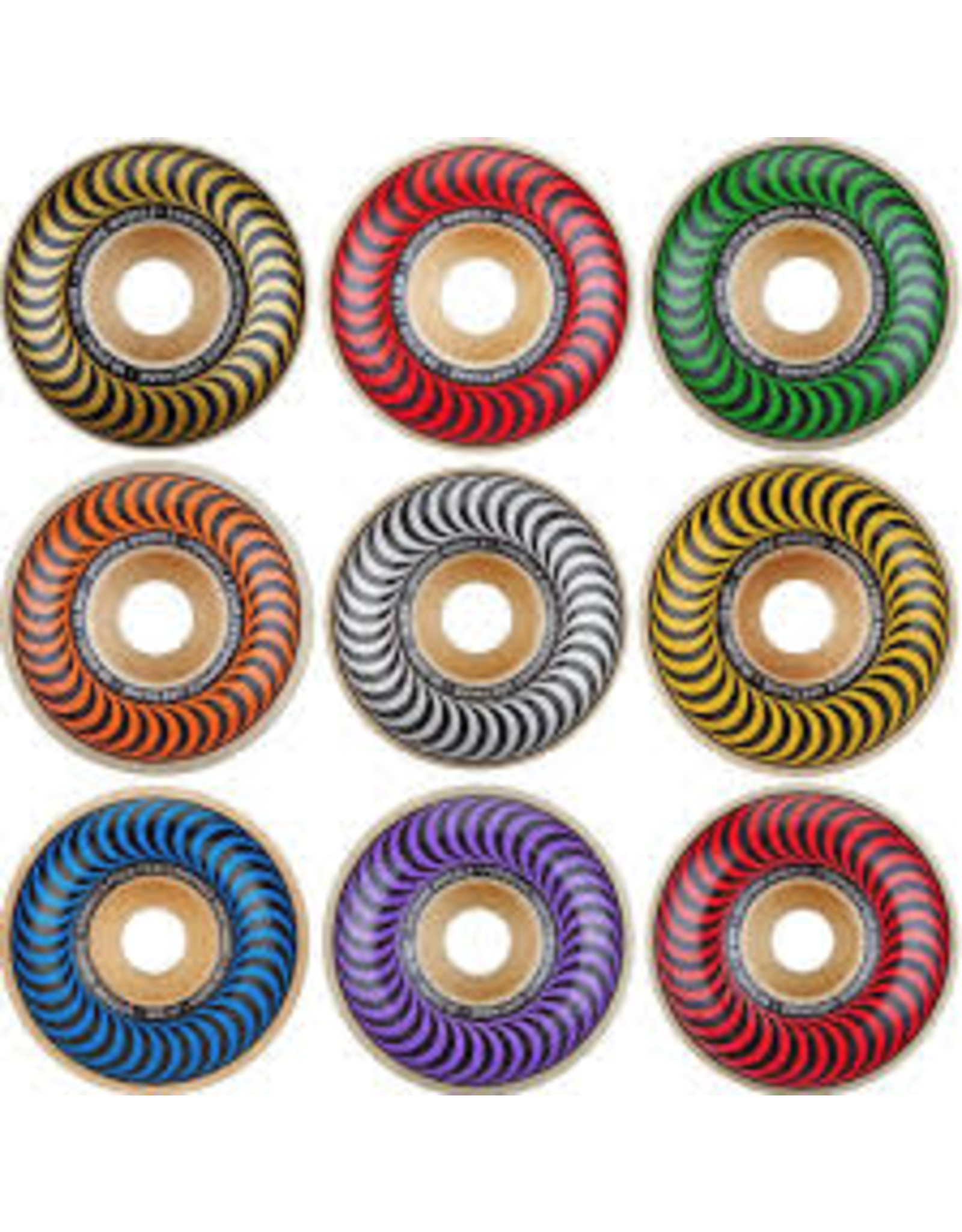 Spitfire Formula Four 99D Classic Wheels - Various Sizes