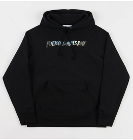 Fucking Awesome Extinction Hoodie - Black