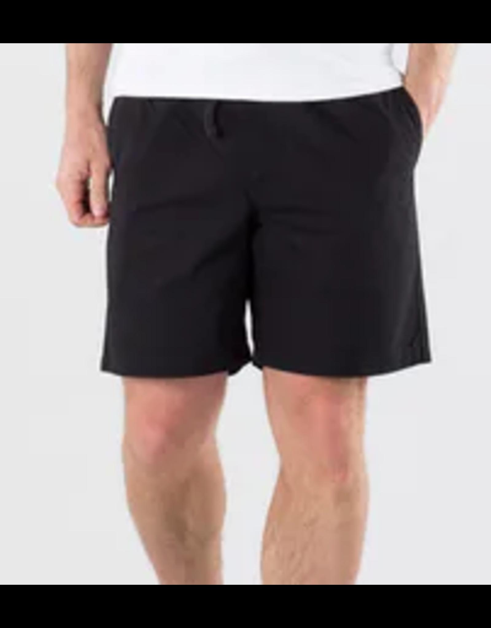 """Vans Range 18"""" Shorts  - Black"""