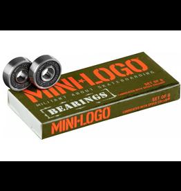Mini-Logo Bearings Series 3