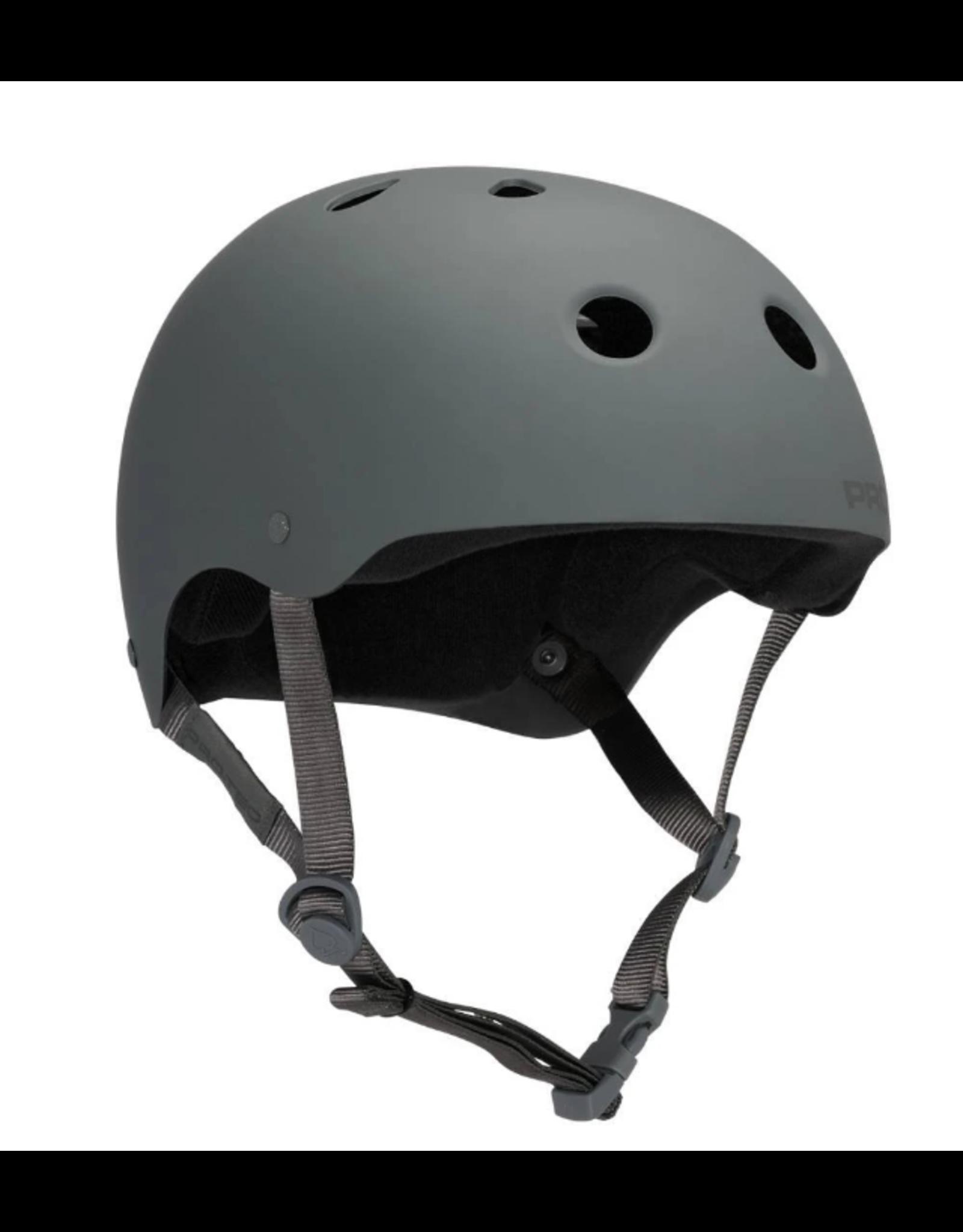 Pro-Tec Classic Skate Helmet - Grey