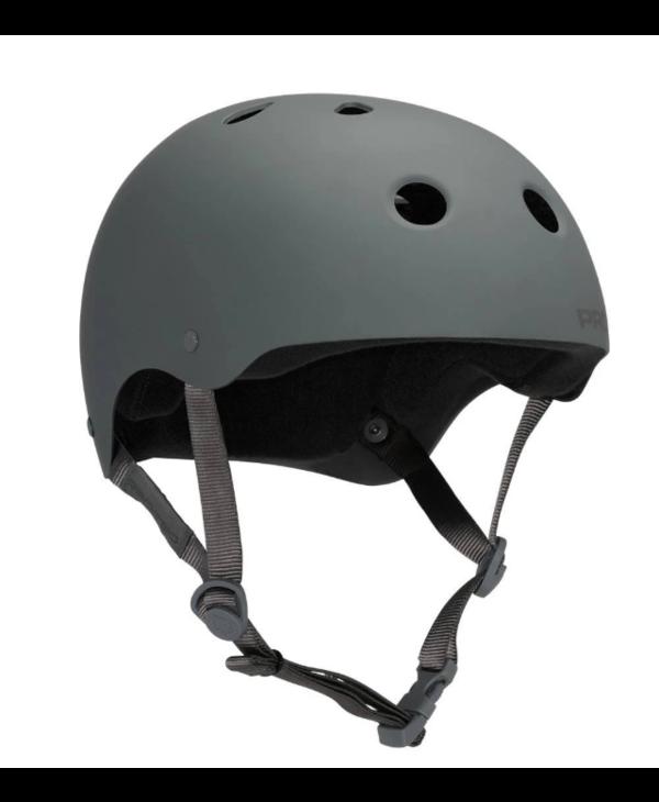 Classic Skate Helmet - Grey