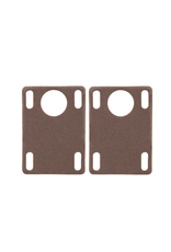 """Shorty's Dooks 1/8"""" Shock Pads - Brown"""