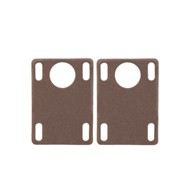 "Shorty's Dooks 1/8"" Shock Pads - Brown"