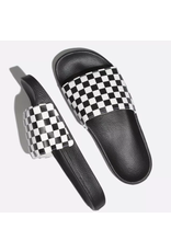 Vans Slide-On - Black Checkerboard