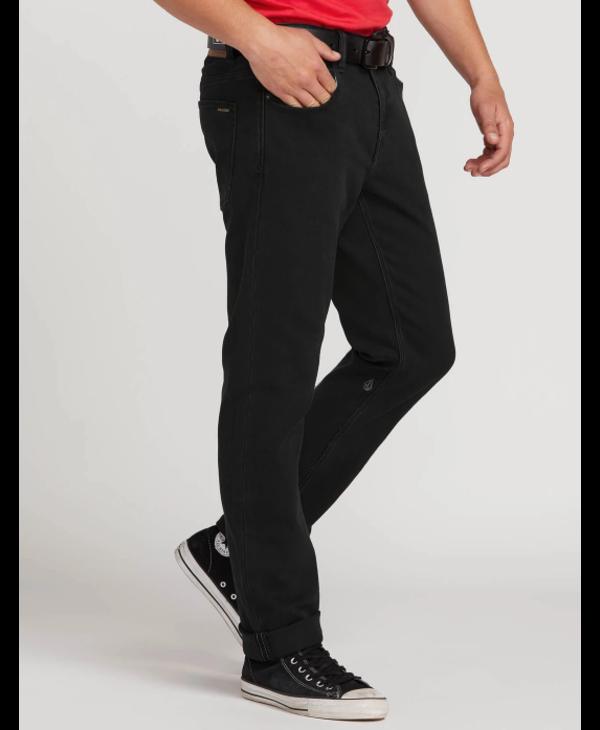 Solver Modern Fit Jeans - Blackout
