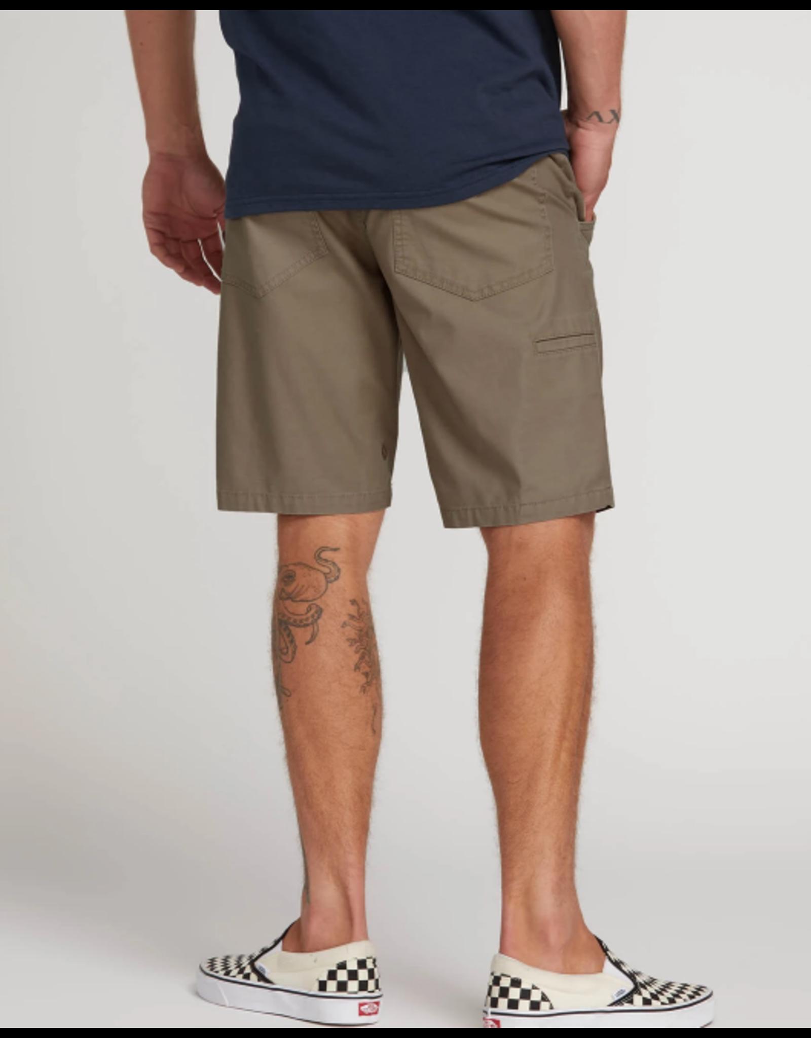 Volcom Riser Shorts - Beige