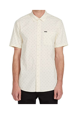 Volcom Mark Mix Shirt - White Flash