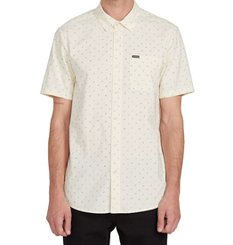 Volcom Mark Mix Shirt - White Flash