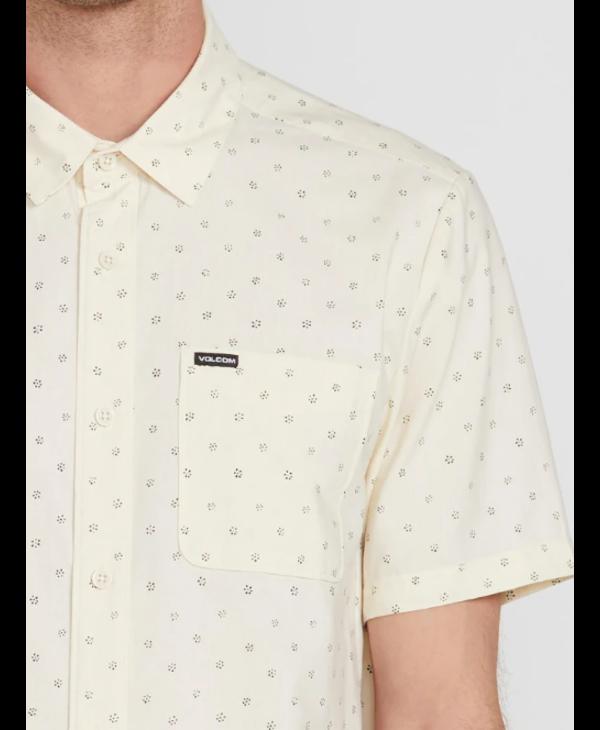 Mark Mix Shirt - White Flash