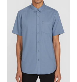 Volcom Everett Oxford Shirt - Stormy Blue