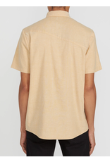 Volcom Everett Oxford Shirt - Gold
