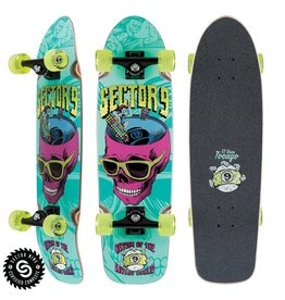 Sector 9 Return Of The Shred Complete