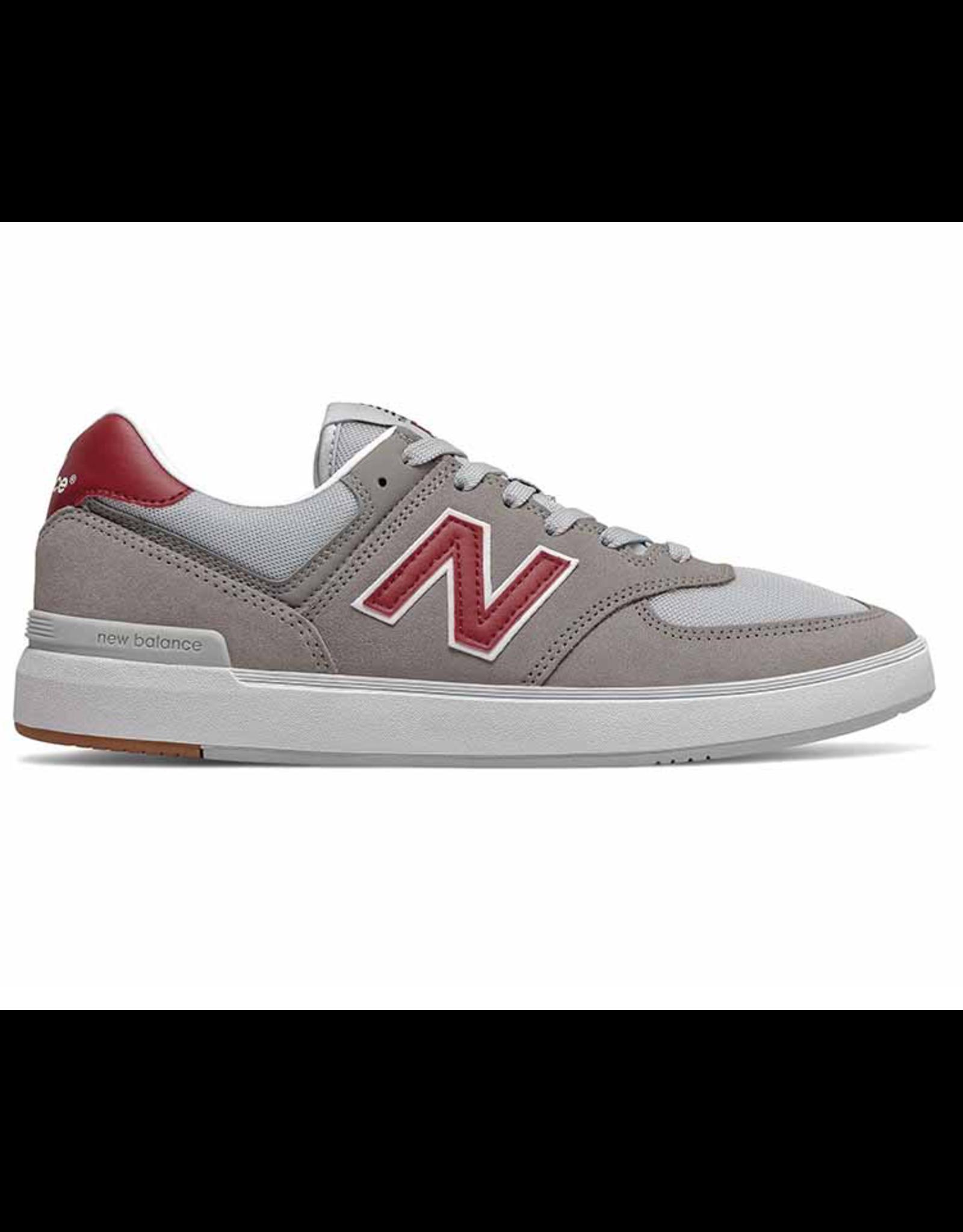 New Balance Numeric 574 - Grey