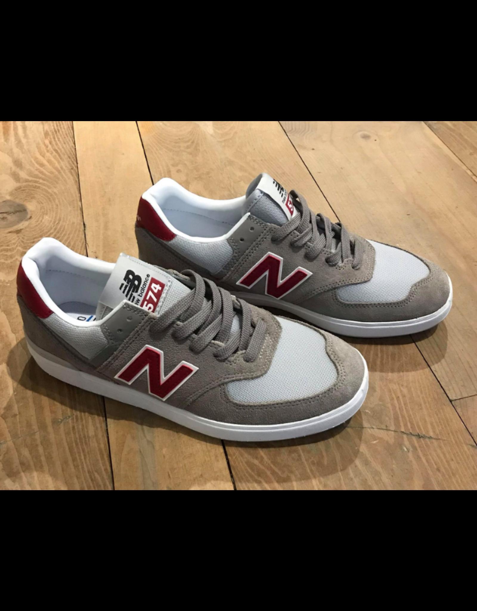 Numeric 574 - Grey - Palm Isle Skateshop