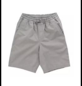 "Vans Boy's Range Shorts 17"" - Frost Grey"