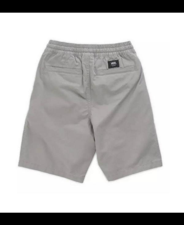 """Boy's Range Shorts 17"""" - Frost Grey"""