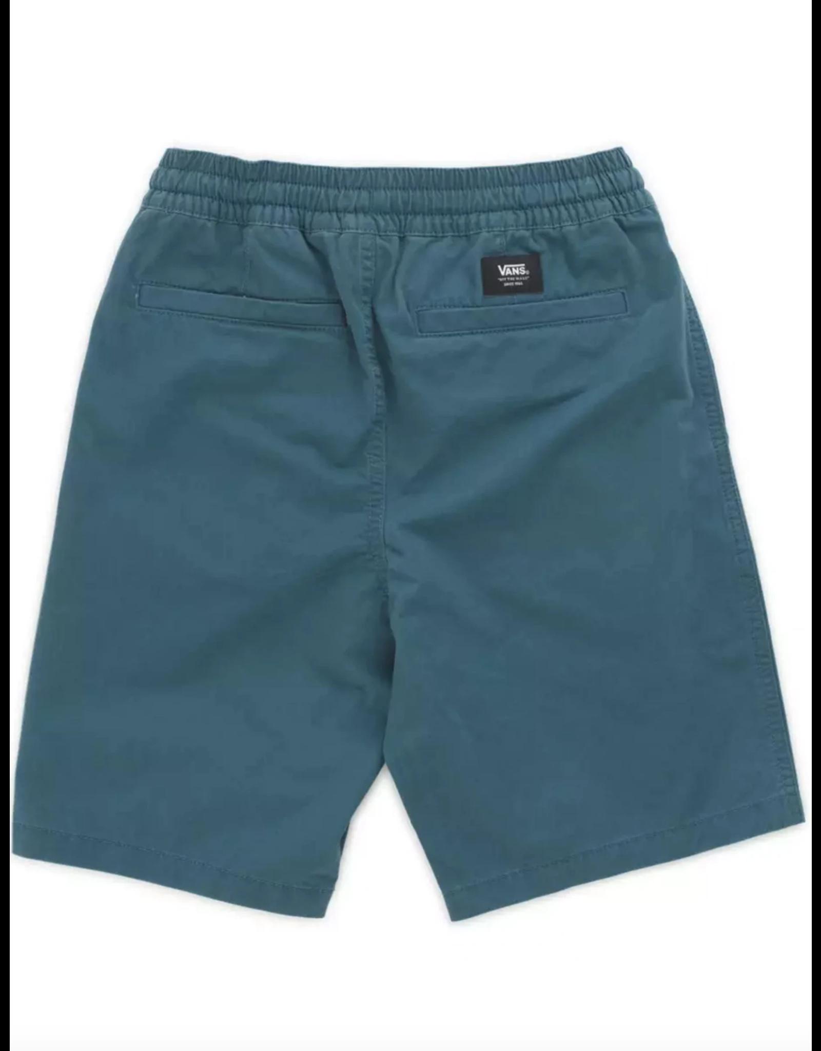 Vans Boys Range 17 Shorts - Stargazer