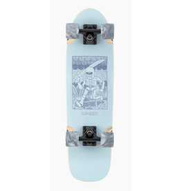 LandYachtz Dinghy Adventure Skeleton Complete - Blue