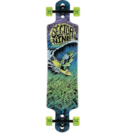 Sector 9 Night Of Shred Longboard 40.5""