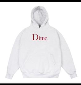 Dime Classic Logo Hoodie - Ash