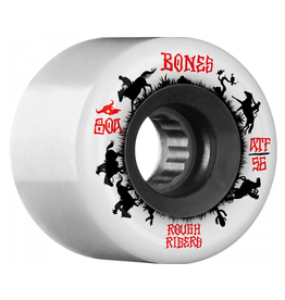 Bones ATF Rough Rider 59mm - White