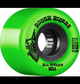 Bones ATF Rough Rider 59mm - Green