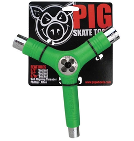 Pig Re-threader Skate Tool - Various