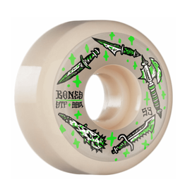 Bones STF Dark Days V5 Sidecut 99A Wheels 52mm - Natural