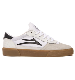 Lakai Cambridge - White Black Suede