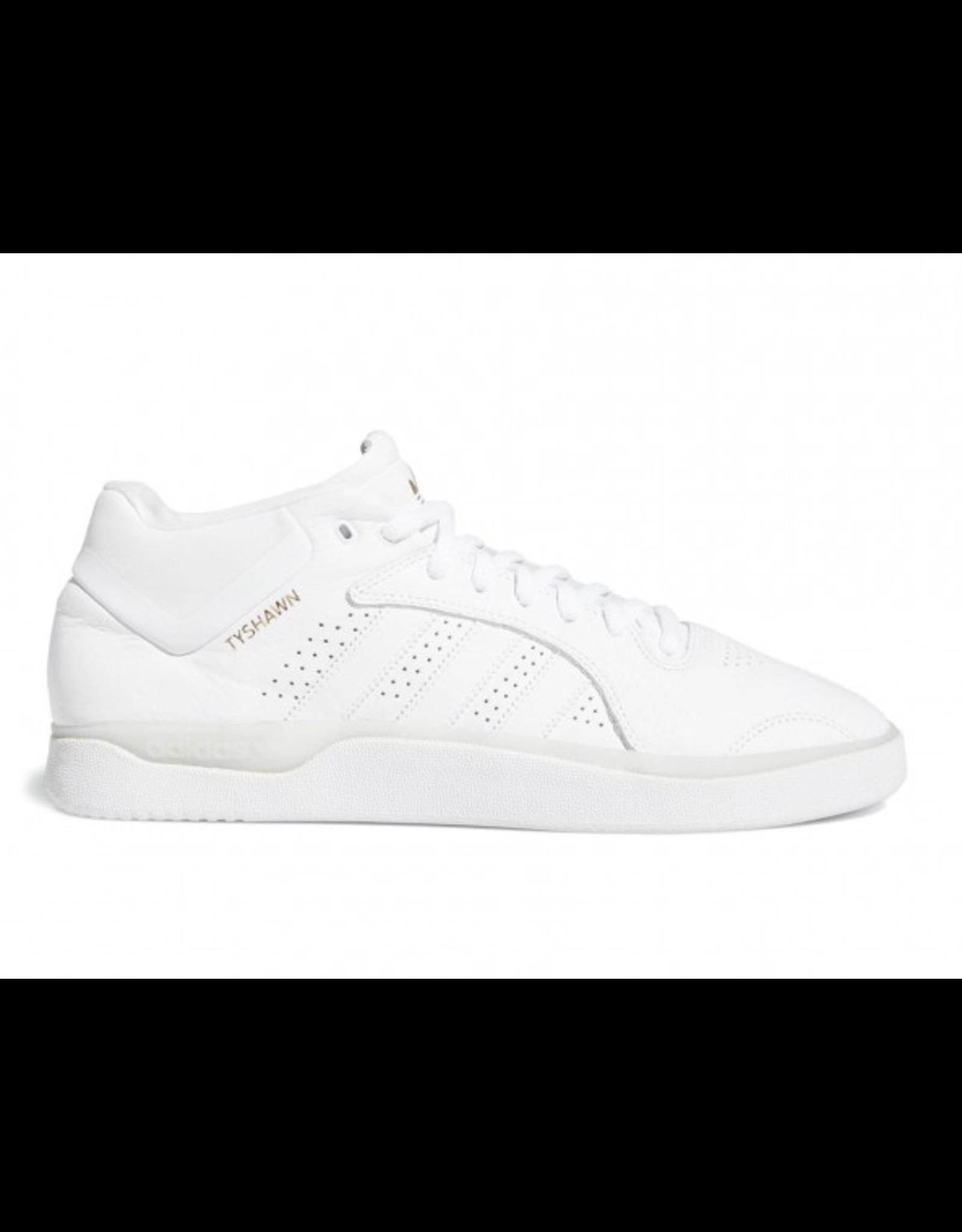 Adidas Tyshawn - Cloud White