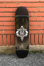 Palm Isle Crest Deck - Black