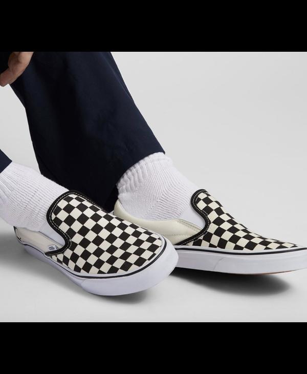 Classic Slip-On - Checkerboard