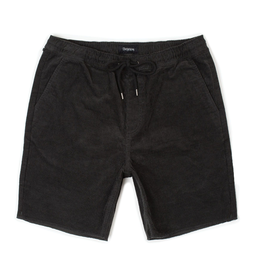 Brixton Madrid II Short - Washed Black