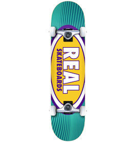 """Real Oval Rays 8.25"""""""