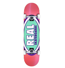 """Real Oval Rays 8"""""""