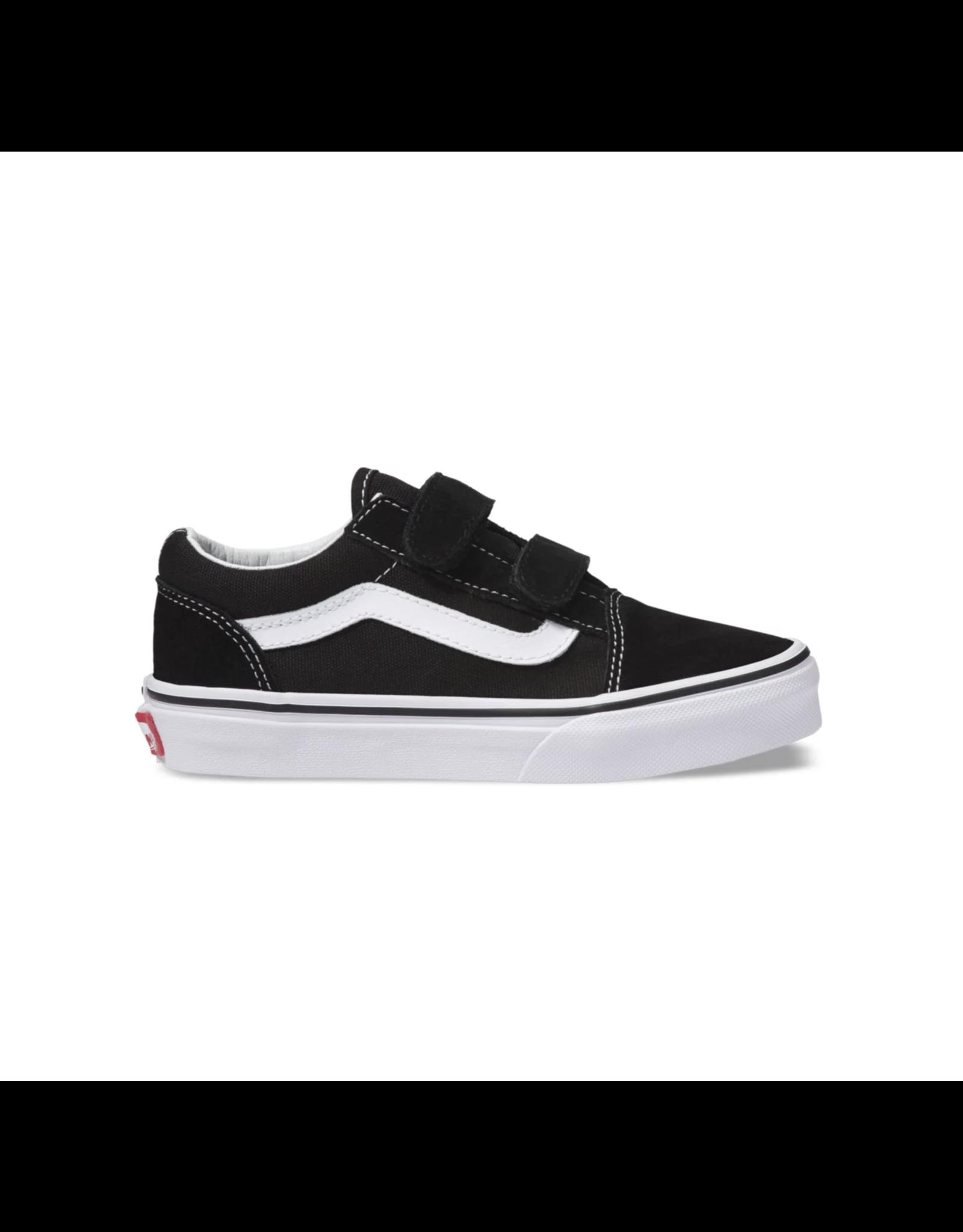 Vans Kids Old Skool V - Black/White