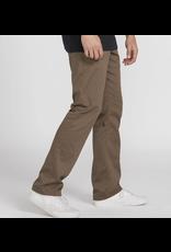 Volcom Frickin Modern Stretch Pants - Mushroom
