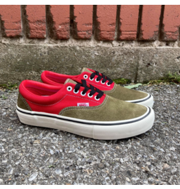 Vans x Lotties Era Pro LTD -  Red/Military Brown