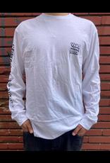 Vans x Lotties Skate LTD Longsleeve Tee - White