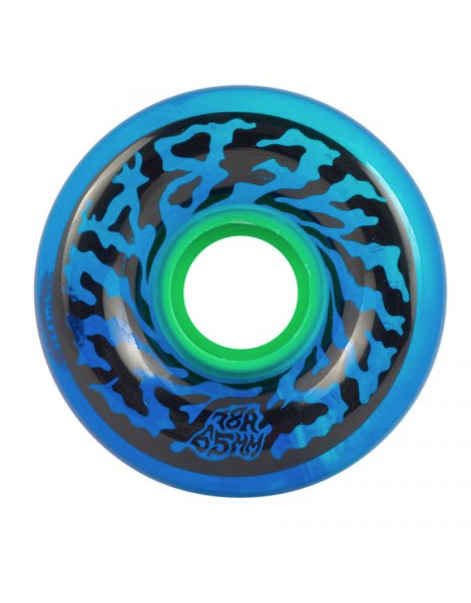 Slime Balls Swirly Trans 78A 65mm - Various